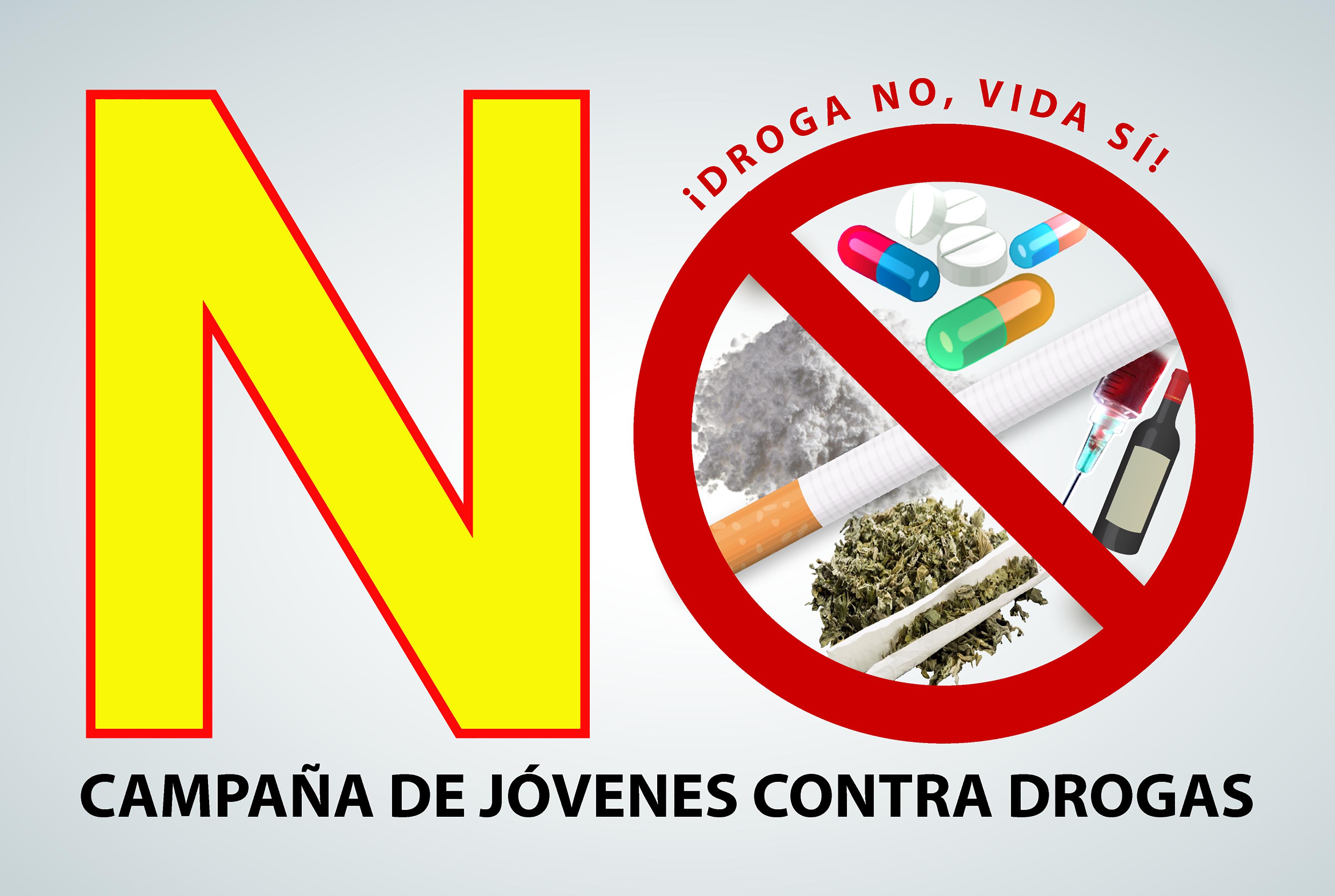 Dibujos Contra Las Drogas Youtube